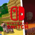 Minecraft auf der Nintendo Switch